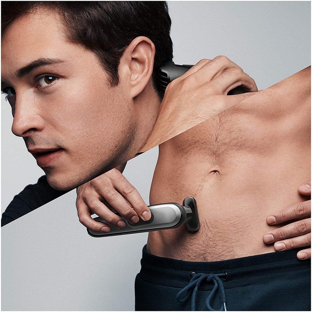 depilatore per uomo