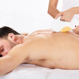 depilazione schiena maschile uomo depilatore elettrico rasoio