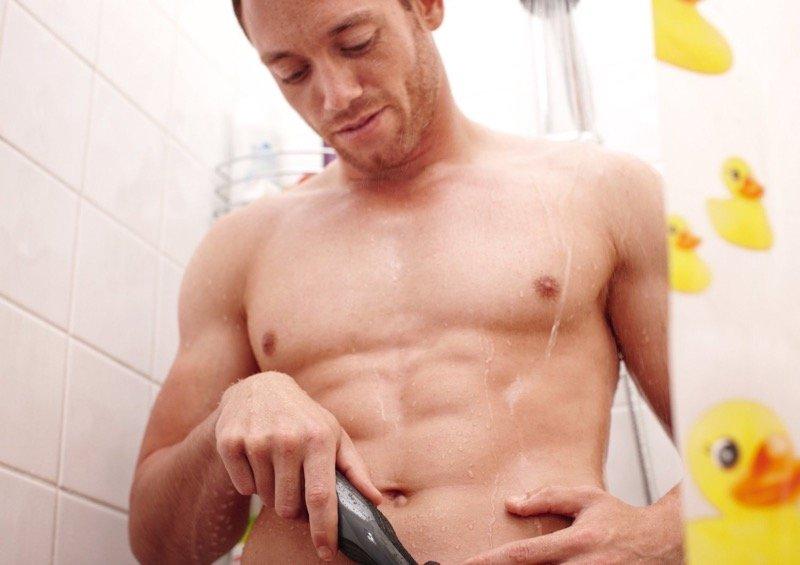 depilazione parti intime uomo depilazione genitali maschili