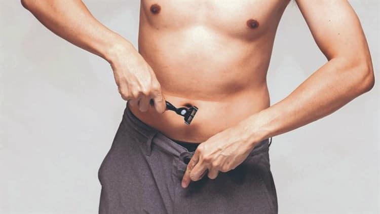 depilatore per genitali depilazione perti intime maschili rasoio elettrico