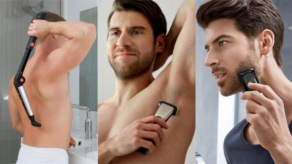 depilatore per uomo epilatore maschile rasoio elettrico depilazione laser luce pulsata offerta